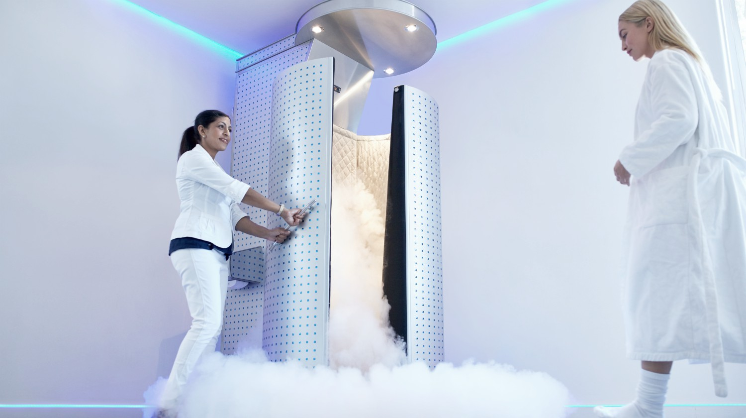 cryotherapy park city